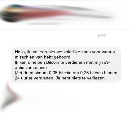 mining bitcoin zakelijk