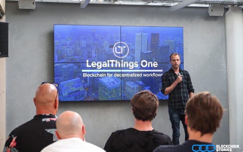 Sven Stam van Legal Things One