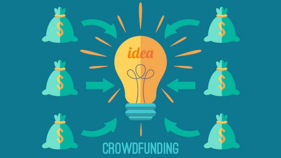 ICO crowdfunding