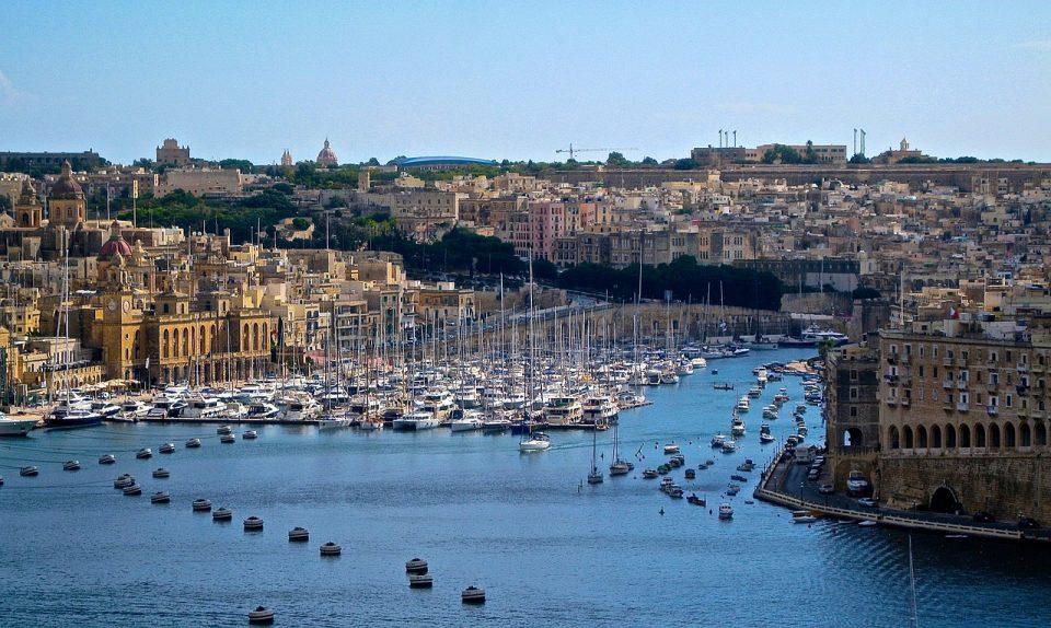 Malta blockchainparadijs