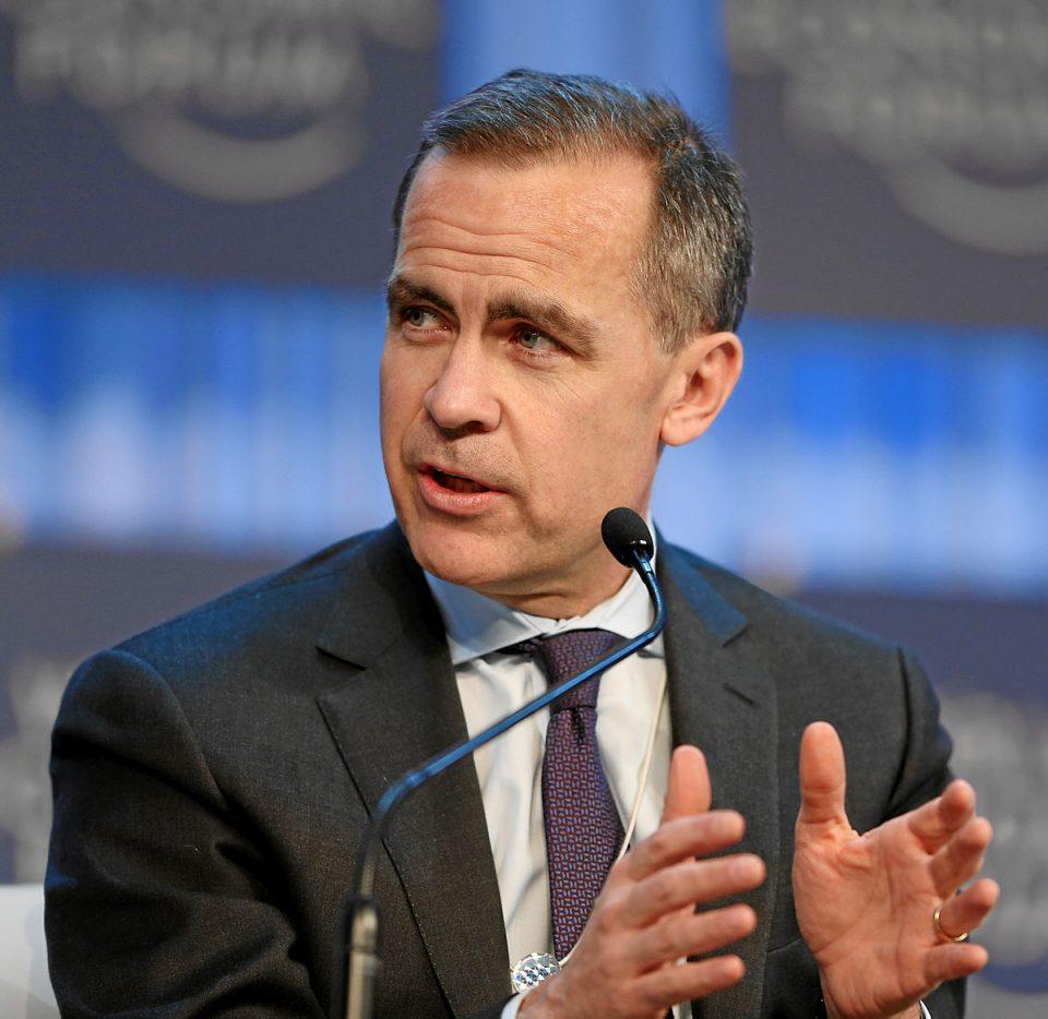 Mark Carney FSB