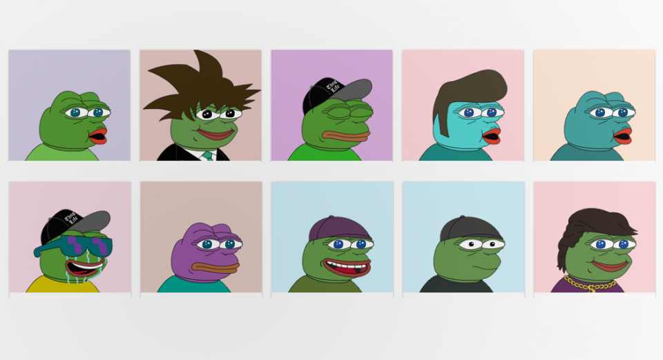 PepChain CryptoPepes Pepe