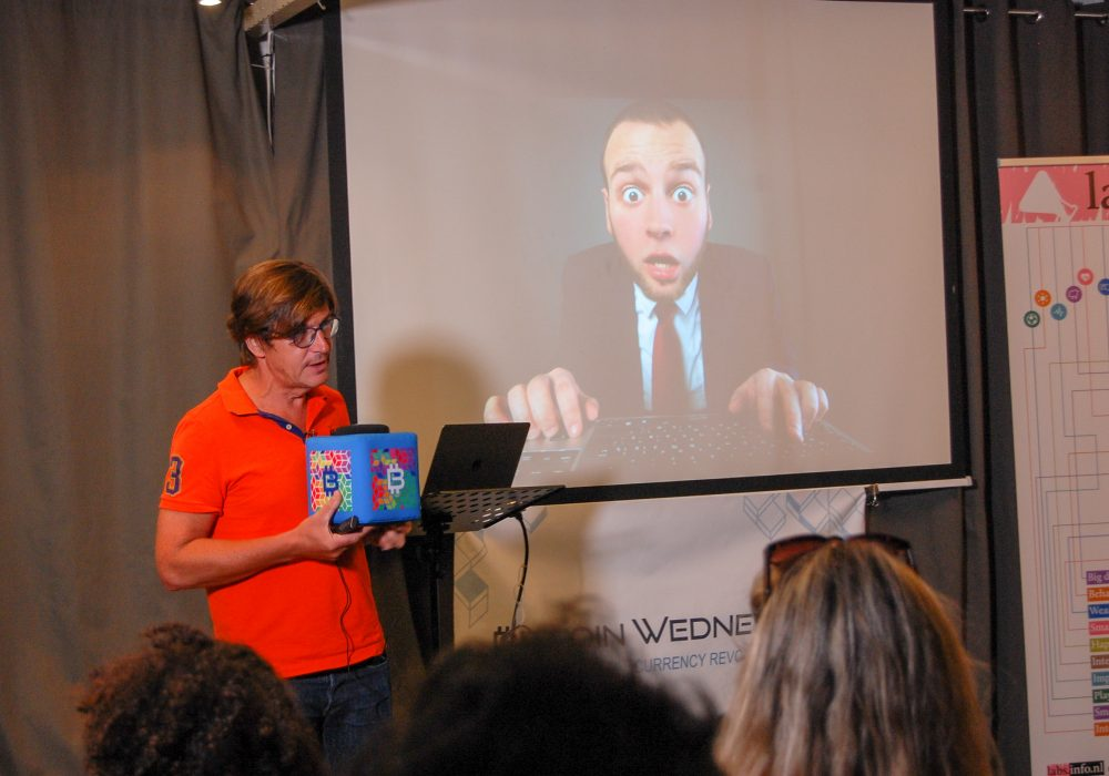 Michael Jackson. Vroeg betrokken bij Skype, tegenwoordig bij Magrove Capital Partners.