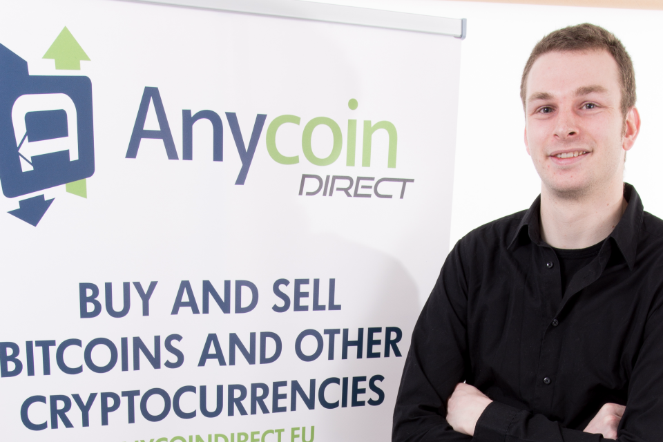 Bram Ceelen Anycoin Direct