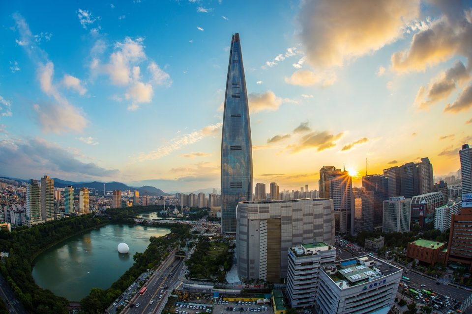 zuid korea blockchaintechnologie