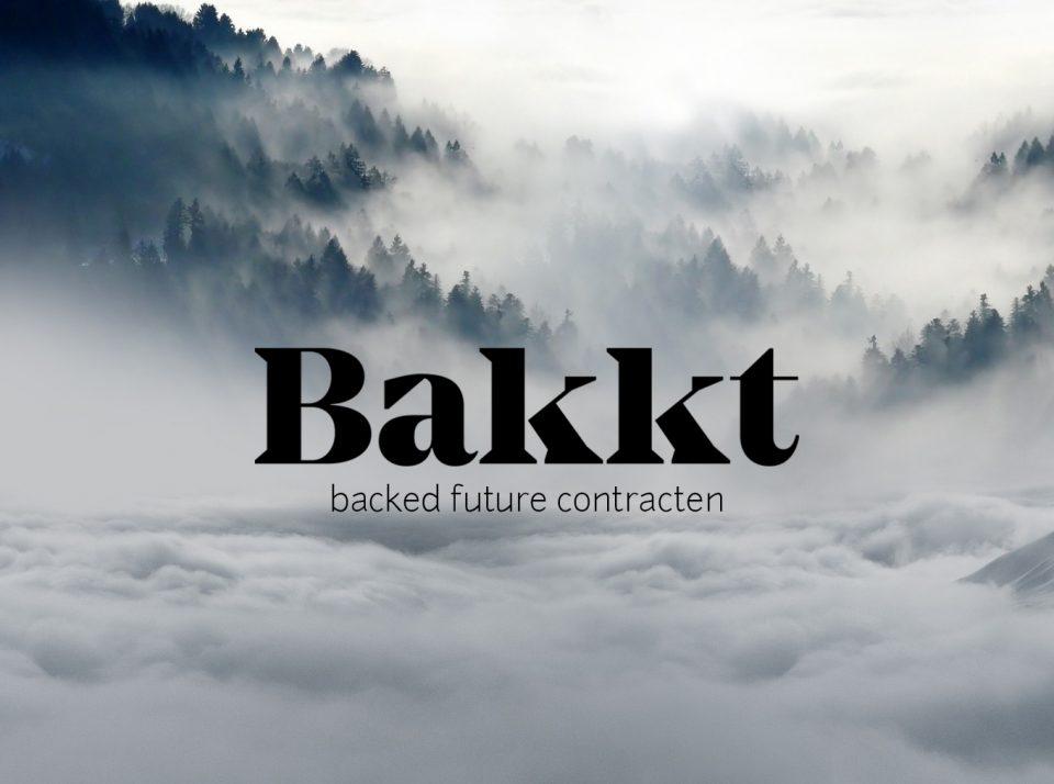 Bakkt Bitcoin future contracten