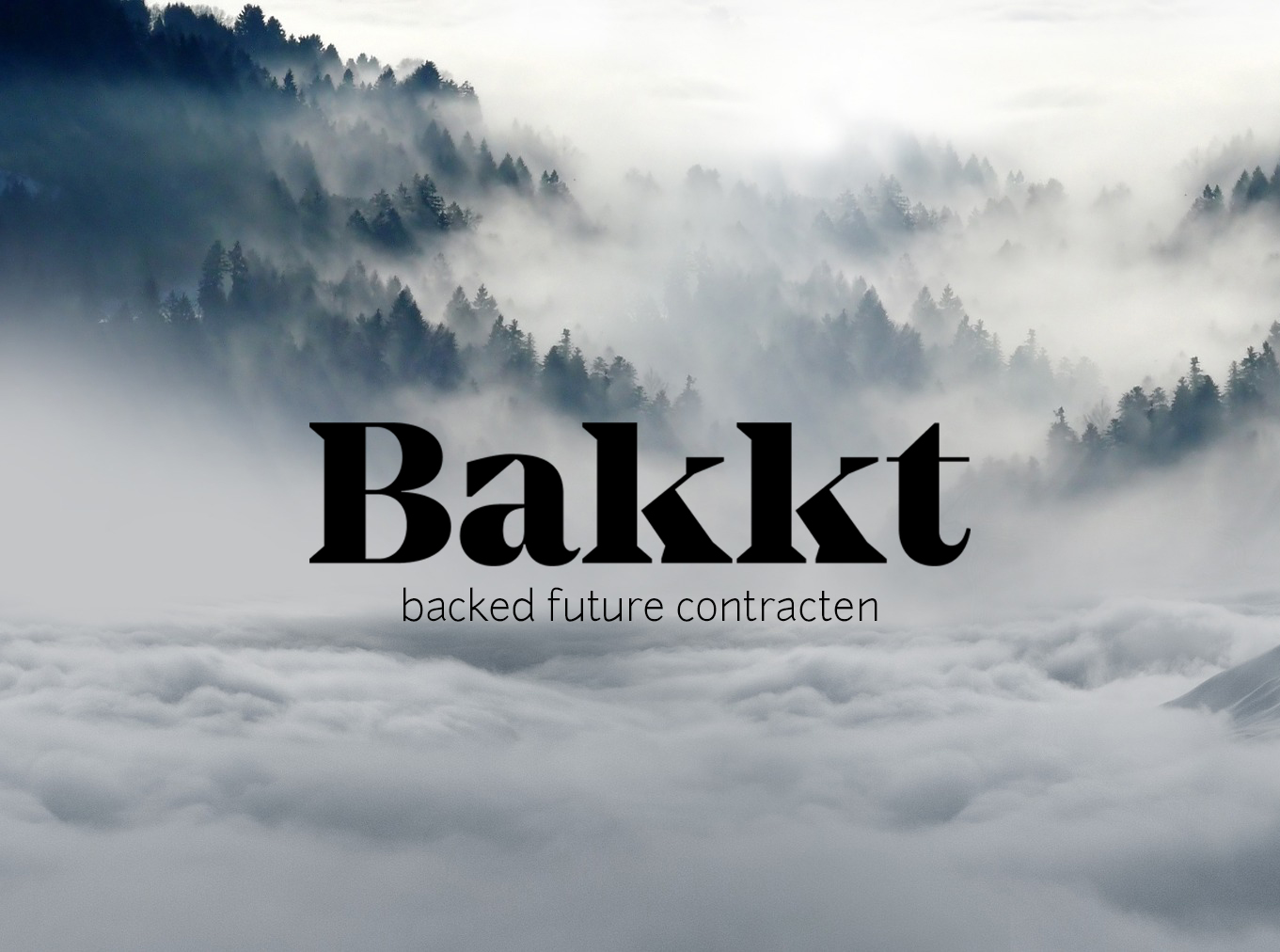 Bakkt Bitcoin future contracten