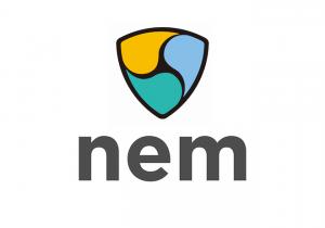 NEM (XEM) logo - POI