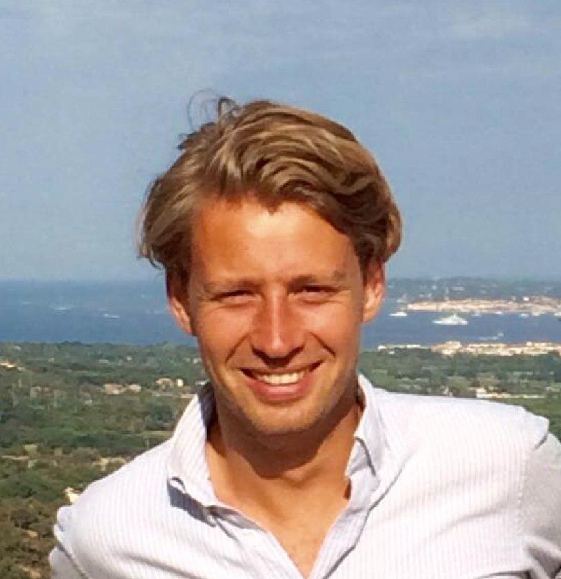 Nick Smit van Oyen Coinmerce
