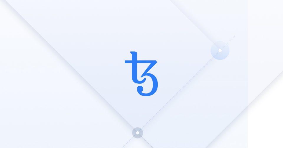 Tezos XTZ logo