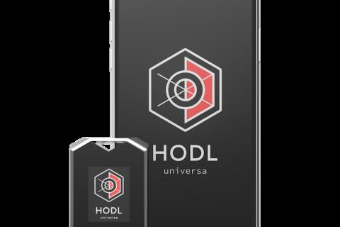 Universa Hodl wallet en app