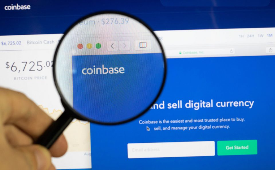 Coinbase nieuwe gebruikers
