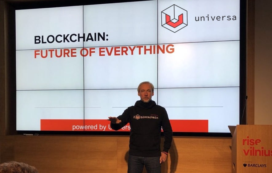 universa-business-blockchain-update