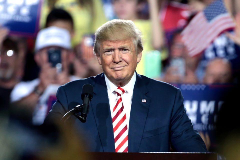ESCOBAR tegen Trump