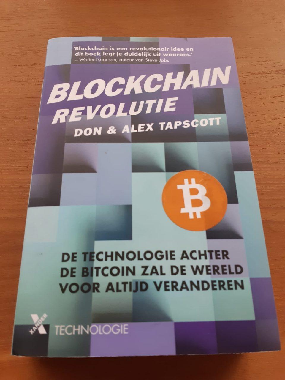blockchain revolutie review boek