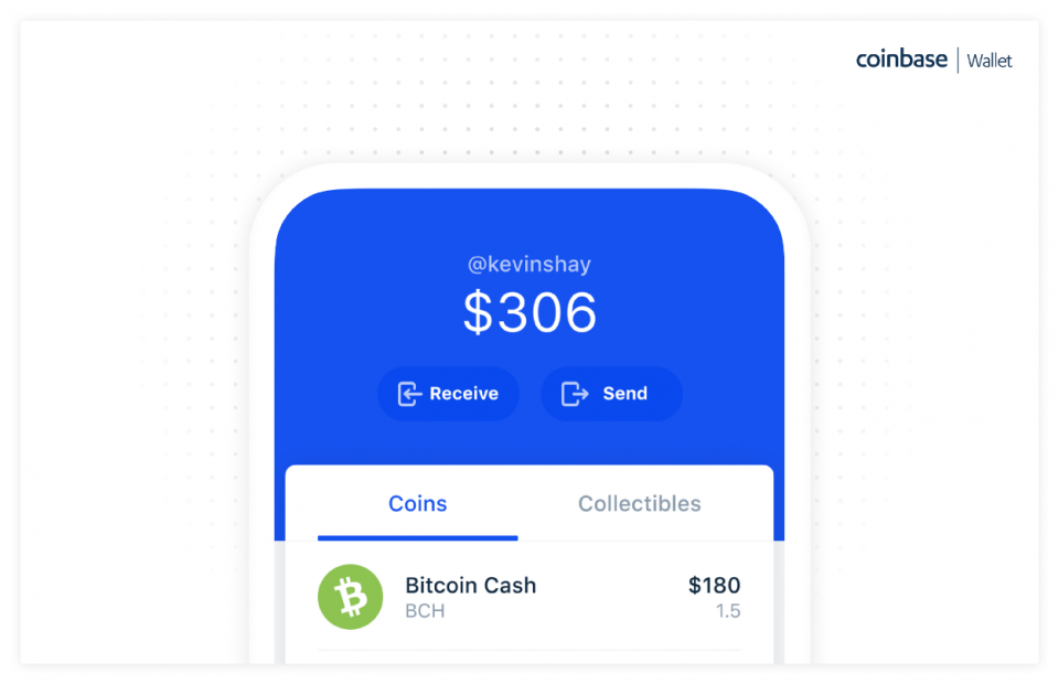 Coinbase wallet Bitcoin Cash