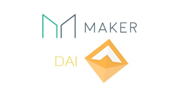 Maker MKR Dai stablecoin