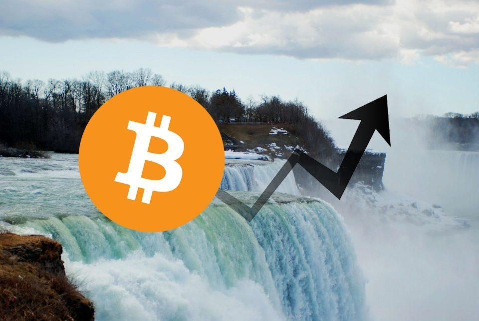 Bitcoin mining regenseizoen BTC