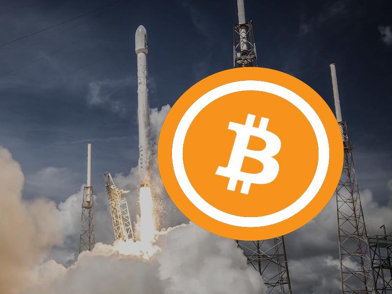 bitcoin stijgt richting 6000