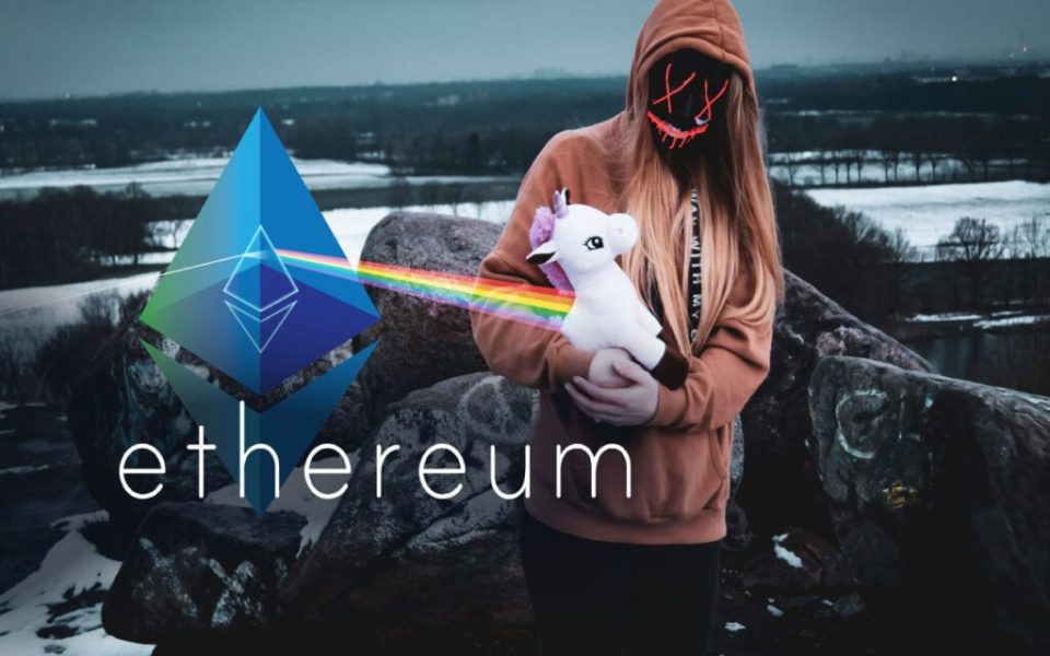 ethereum eth koers ether TA analyse