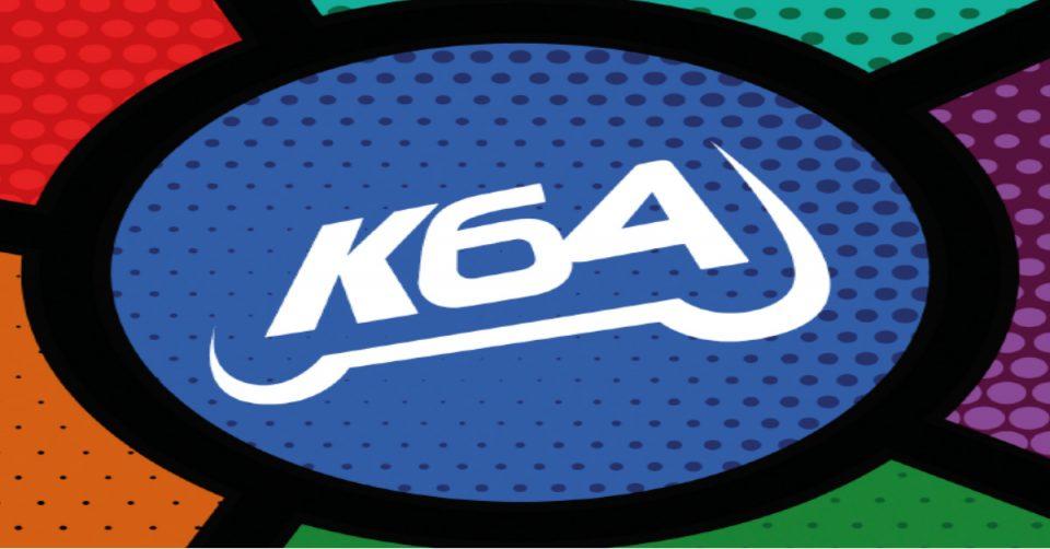 Logo van het bedrijf K64
